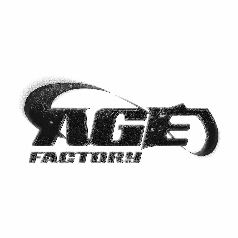 agefactory logo finish